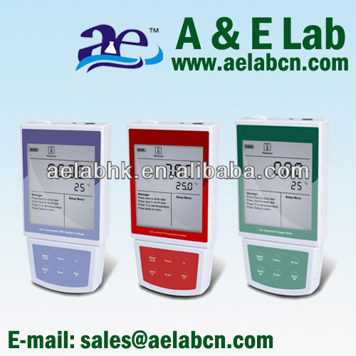 AE-531 Digital Electric Conductivity/TDS/Salinity Meter