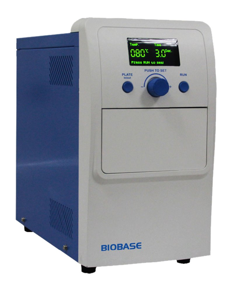 BIOBASE Semi Automated Plate Sealer or used tray sealer for Laboratory or Medical