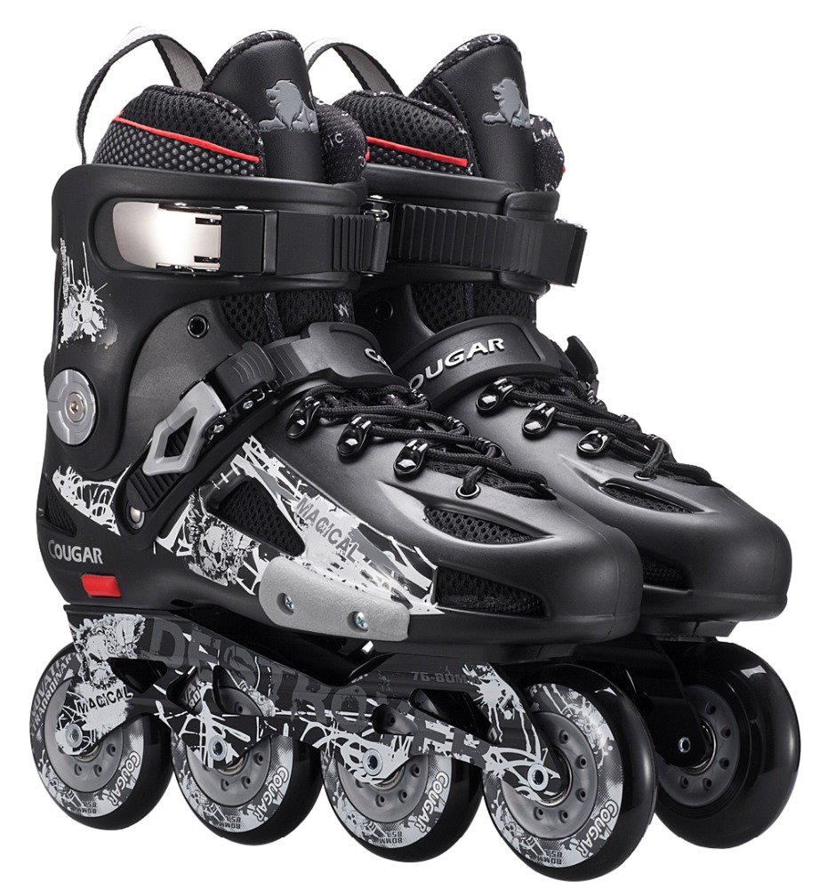 The factory professional slalom skate