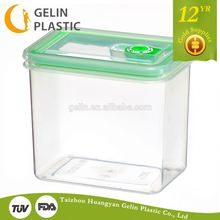 GL9015-S safe food storage small liquid storage plastic container