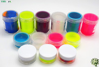 3ml 5ml 7ml 35ml high quality original round deep plastic silicone jars dab wax container