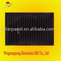 0.6W 6V PET Mini Polystalline Silicon Solar Panel Cheap Solar Module China