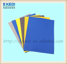 OEM manufacture needle punched polyester nonwoven felt for dust collector bag