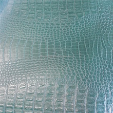 PVC artificial leather Crocodile skin