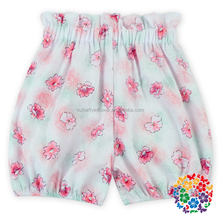 HOT Sale Summer Korean Mewest Pom Pom Shorts Girls Icing Baby Leggings Boys Soft Cotton Shorts