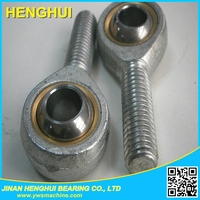 High performance stainless steel Ball Joints rod end Spherical Bearings POS20