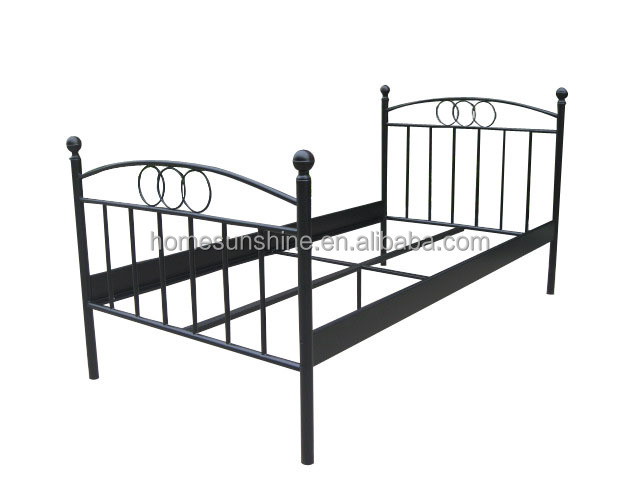 Alabama single/double/queen/king size Metal Bed