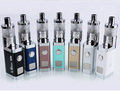 vaporizer cartridge ceramic vaporizer e cigarette LSS LSbox 20W 1100mah box mod with tempreture control 20w box mod