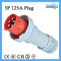 female to male electrical plug adapter ip67 wateproof ccc&ce industrial plugs&sockets