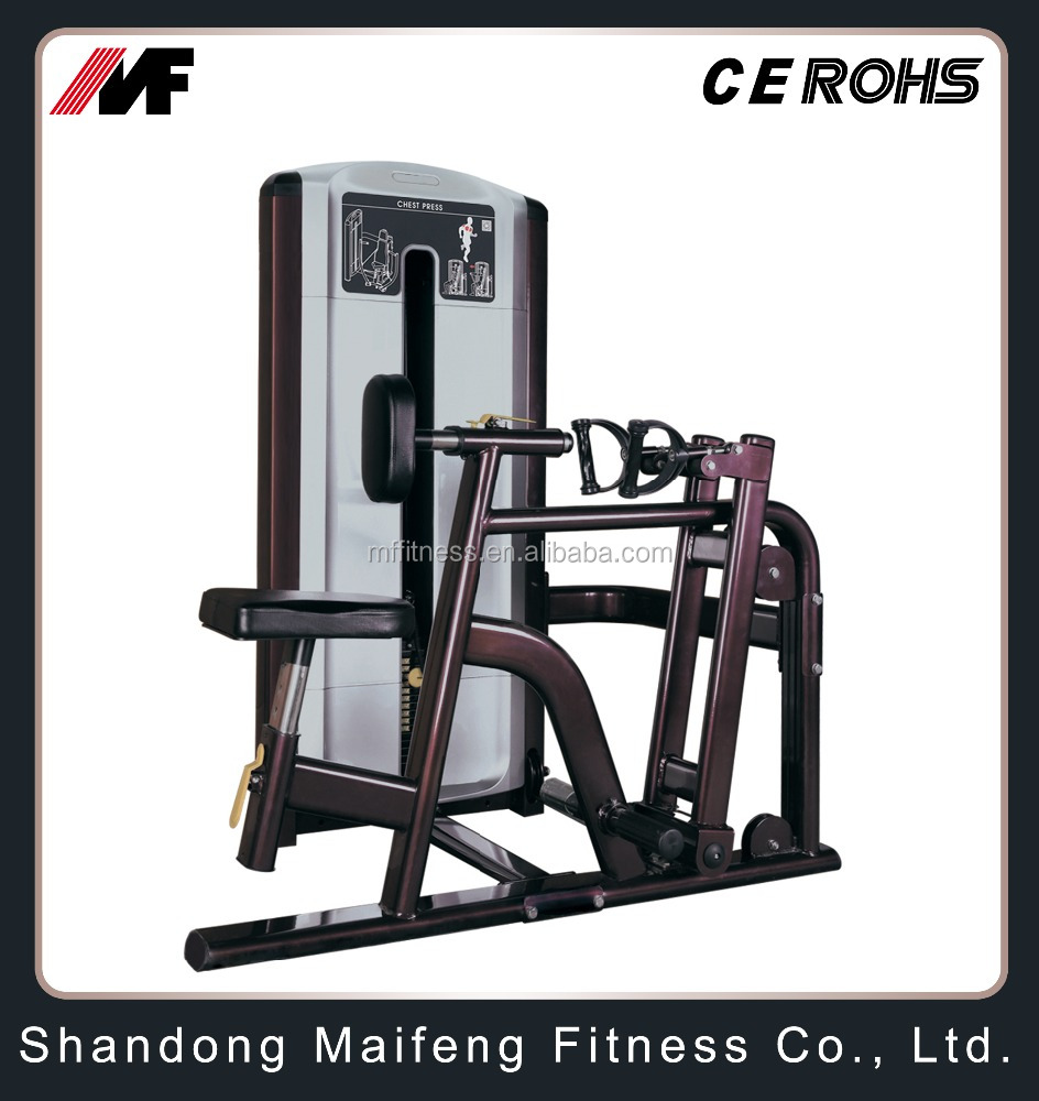 Seated Row exercise machine sports equipment