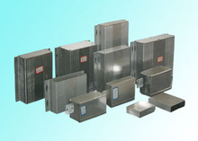 Aluminum external enclosures