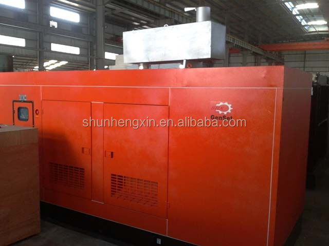 22KW Standby Power Diesel Generator Set with Cummins Engine