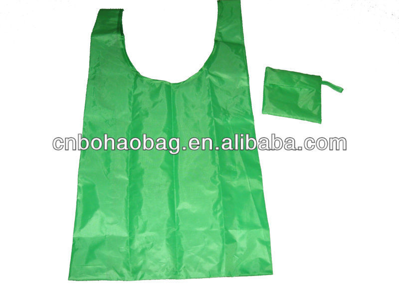foldable shopping bag polyester 190T