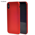 DFIFAN Newest Wholesale Case Phone Cover X Case for iphone x Wear Resistance Hard Plastic PC Cell Phone Case for iphone X 10