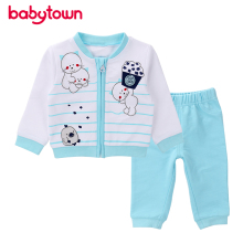 newest arrival fast delivery OEM Branded baby boys' clothing sets