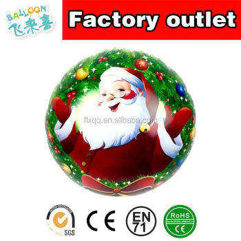 Manufacturers sell Christmas trees Santa Claus aluminum film balloons custom Christmas party decorative balloon wholesale