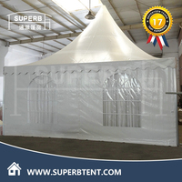 Direct factory gazebo replacement canopy wholesale