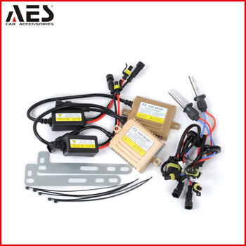 Car accessories HID Xenon slim ballast 35w 55w hid xenon kit Canbus ballast