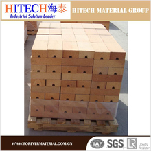 High density with low porosity refractory fire clay brick refractory fire clay brick for Safety lining of steel ladles