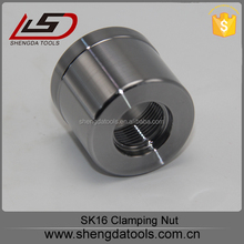 CNC other machine tools accessories SK clamping collet nuts for cnc tool holder