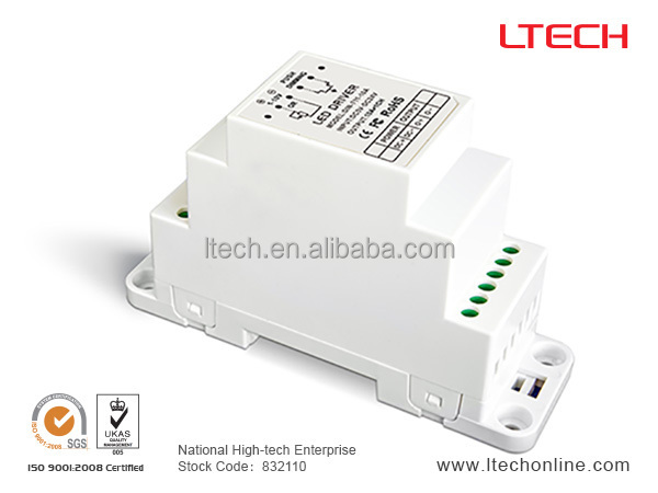 0-10Vdimming driver 10V PWM dimmer resistor or push button dimming Driver 1-10V Dimming led contoller