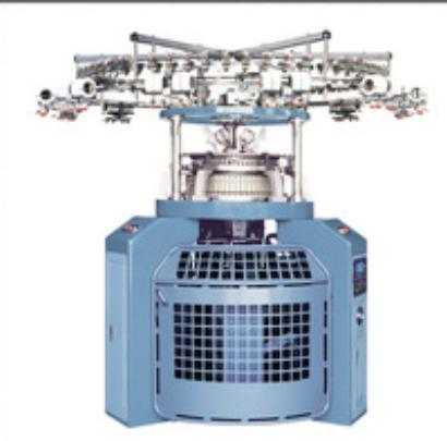 Circular Knitting Machine : Body Size Single Jersey Circular Knitting Machine With Groze --becket Needle,...
