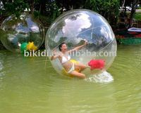 water ball, water play equipment, inflatable sport games