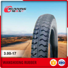 Factory price 3.00-17 used motorcycle tyre