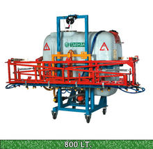 TRACTOR MOUNTED FIELD SPRAYERS