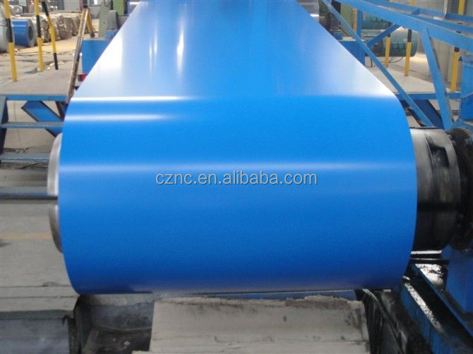 0.13-3.0mm PPGI prepainted color coated galvanized steel coil