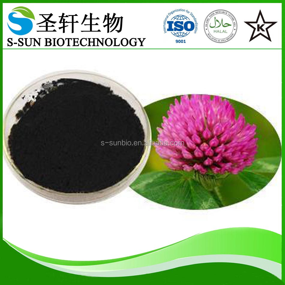 High quality Red clover P.E. Isoflavones