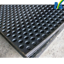 Building Materials Decorative Perforated Metal / Perforated mesh For Cabinets