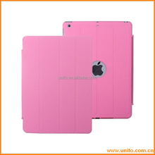 Factory Sale Ultra Slim Siamese Holster Smart Cover for ipad mini retina