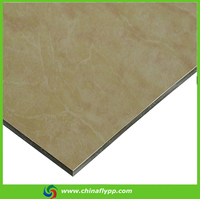 Shanghai FLY gold aluminum composite panel/ACP new technology china supplier