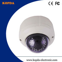 ip camera video 5MP 2.8~12mm varifoca lens Vandalproof Day&Night indoor/outdoor Support two-way voice