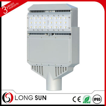 High power light outdoor lighting 50w led solar street light