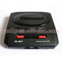 16 bit TV game console for SEGA video game player