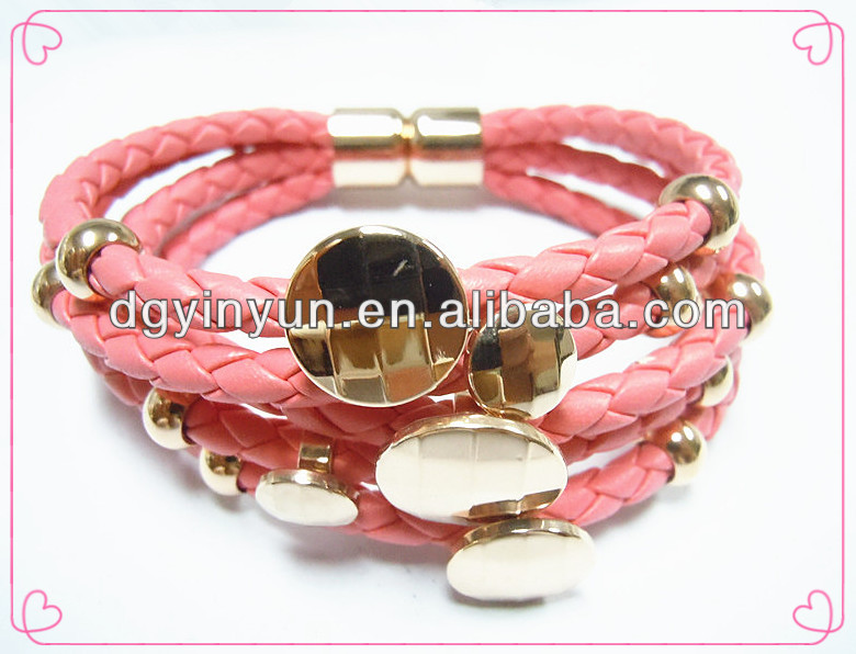 2014 newest design wholsale justin bieber bracelet