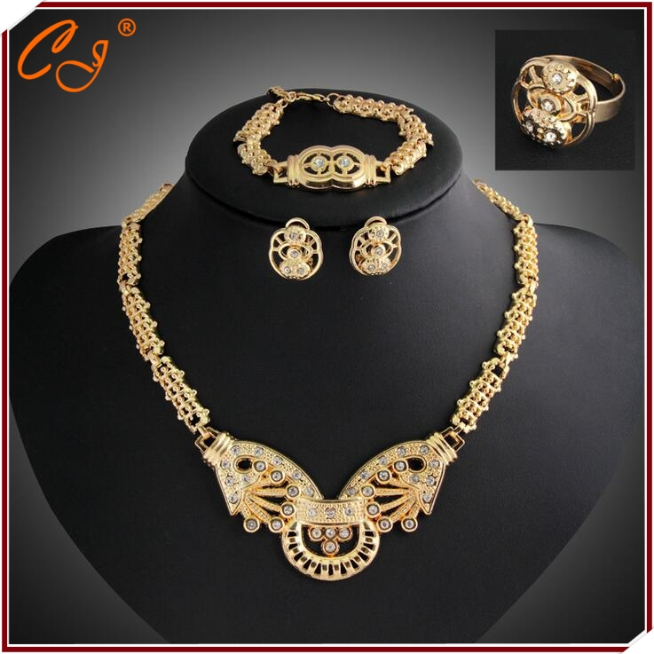 Ms <strong>18</strong> <strong>k</strong> set of high-end brand fashion chain clavicle necklace restoring ancient ways wholesale manufacturers selling