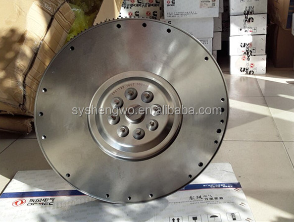 Genuine cummin ISDE engine spare parts, C4981723 Flywheel