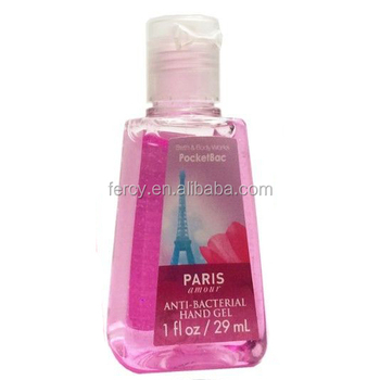 Promotional Anti-Bacterial 1 oz Hand Sanitizer / 1 oz Hand Gel / 1 oz Hand Sanitizer Gel