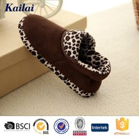 nice nature rubber sole keep warm winter house shoes