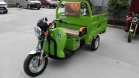 Strong 1kw Electric 3 wheel motorcycle For Adults
