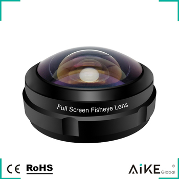 Best selling products 2017 full of imagination smartphone extra camera lens full screen fisheye 230 degree HD in usa