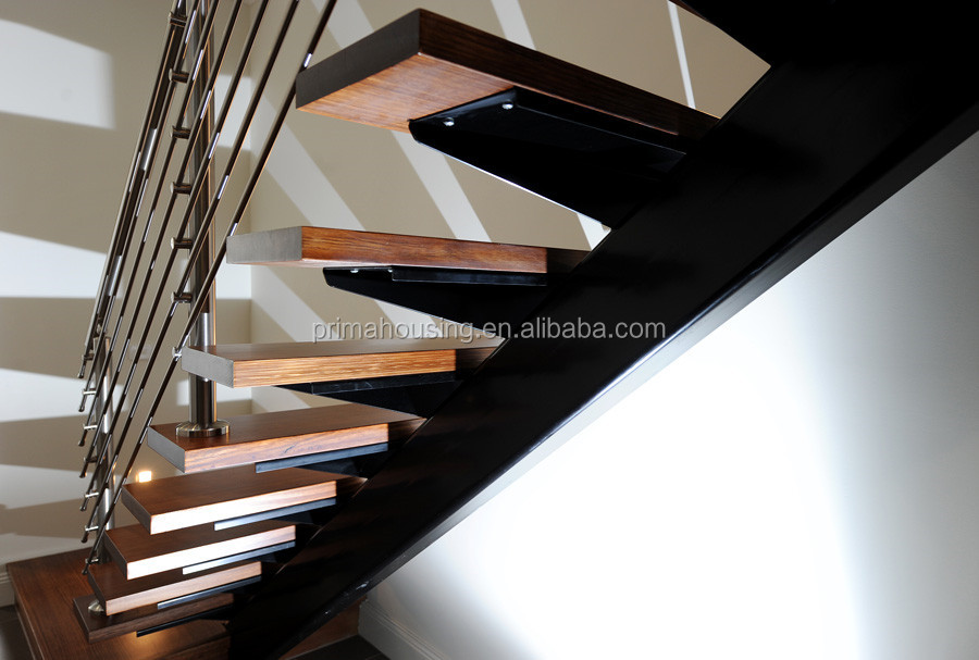 Model metal railing/mild steel railing for staircase