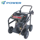 PORTABLE DIESEL HIGH PRESSURE WASHER with electric starter/186FA 10HP engine/