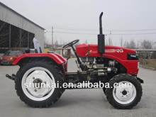 hot selling xingtai Four wheel Farm tractor 18hp/22hp/24hp