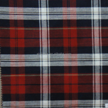 BIG QUANTITY 100% COTTON YARN DYED SHIRTING FABRIC STOCKS