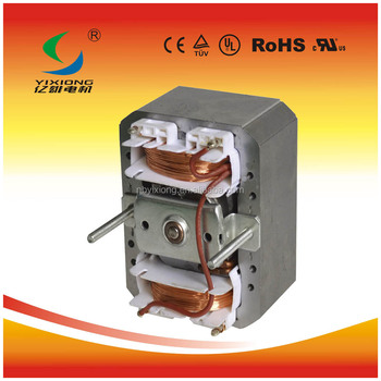 Big air flow low noise range hoods Motors