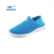 ERKE wholesale brand summer casual slip on mesh beach walking shoes mens loafer shoes